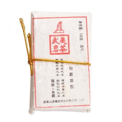 Чай китайский элитный чай Да Хун Пао (Большой красный халат) 90-100 г / 100 г купить в интернет магазине чая MrTea.ru
