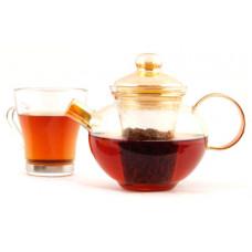 Способ заваривания чёрного чая