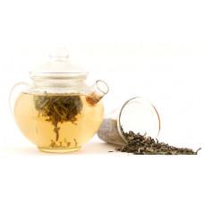 Способ многоразового заваривания зелёного чая