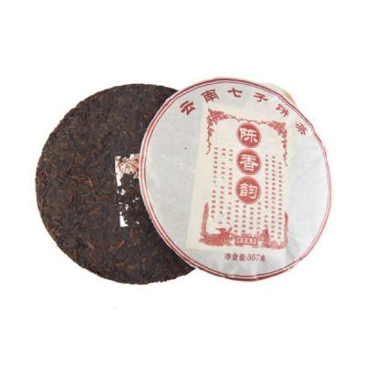 Чен Сян   Древний аромат   блин 357 г / 100 г купить в интернет магазине чая MrTea.ru
