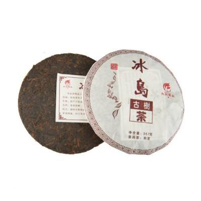 Биндао Гушу   блин 357 г  / 100 г купить в интернет магазине чая MrTea.ru
