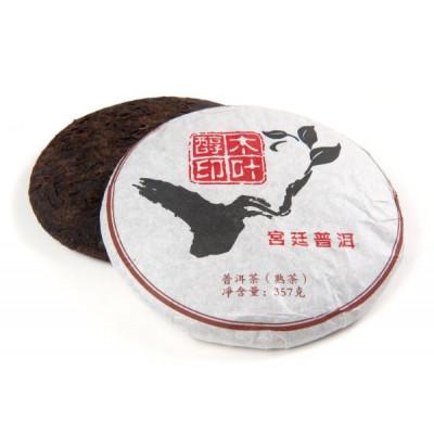 Чунь Му Ин Е   блин 357 г / 100 г купить в интернет магазине чая MrTea.ru