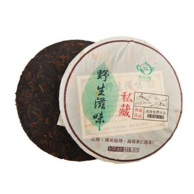 Дикий вкус | блин 357 г  / 100 г купить в интернет магазине чая MrTea.ru