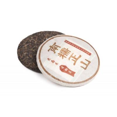 Нань Ло Чжен Шань | блин 400 г / 100 г купить в интернет магазине чая MrTea.ru