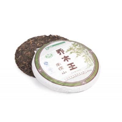 Нань Ло Шань   блин 400 г  / 100 г купить в интернет магазине чая MrTea.ru