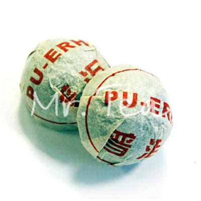 Пуэр Точа (Шу)   2004 года / 100 г купить в интернет магазине чая MrTea.ru
