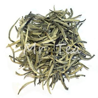 Байхао Иньчжэнь | Серебряные иглы с белыми волосками / 100 г купить в интернет магазине чая MrTea.ru